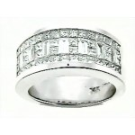Ninacci Design Anniversary Diamond Band