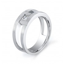 Matthew Ryan Men's Diamond Band