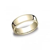 Classic Yellow Gold 7.5mm Band