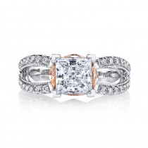 MARS R255 Diamond Engagement Ring, 0.70 Ctw.