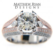Matthew Ryan Design Engagement Ring MRD001