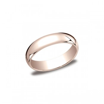 Classic Rose Gold 5mm Band
