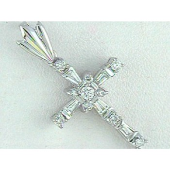 Ninacci Design Diamond Cross