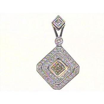 Ninacci Design  Diamond Pendant