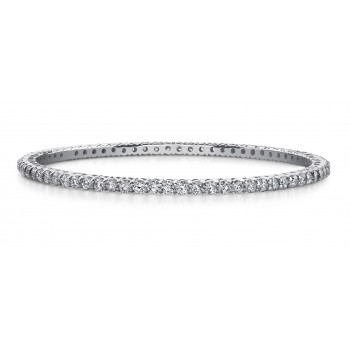 Ninacci Design Diamond Bangle Bracelet