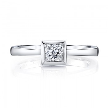 MARS 26466 Solitaire Engagement Ring