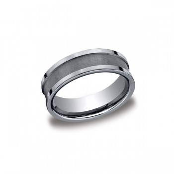 Forge Tungsten 7mm Band