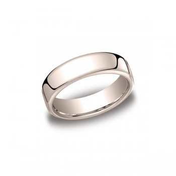 Classic Rose Gold 6.5mm Band