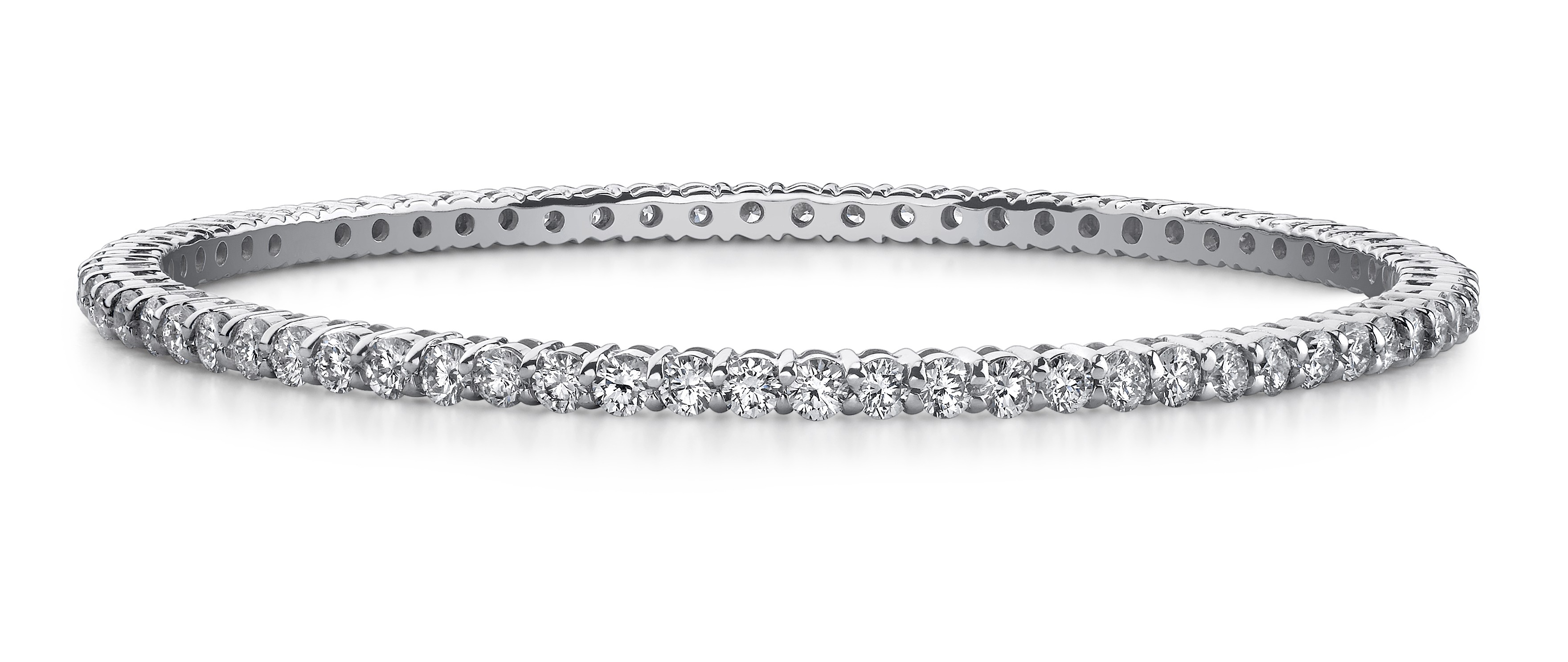 bangle product of diamonds bangles gold carat diamond made bracelet italian