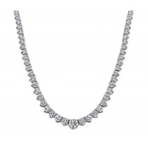 Ninacci Design Diamond Necklace